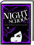NIGHT SCHOOL 3 by C.J. Daugherty - German jacket
