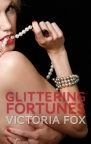 Glittering Fortunes by Victoria Fox US jacket