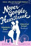 Never Google Heartbreak - Bookouture cover