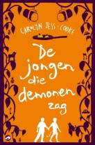THE BOY WHO COULD SEE DEMONS - Dutch jacket