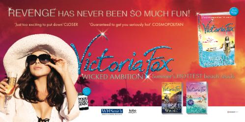 Victoria Fox poster