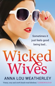 Wicked Wives by Anna-Lou Weatherley