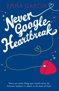 Never Google Heartbreak by Emma Garcia