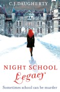 UK cover of NIGHT SCHOOL: LEGACY