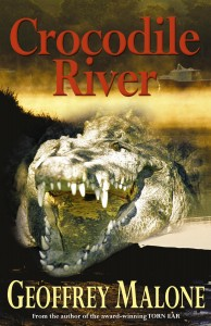 Crocodile River by Geoffrey Malone