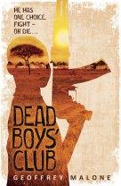 DEAD BOYS' CLUB by Geoffrey Malone