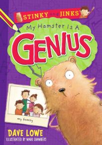 My hamster is a genius by Dave Lowe