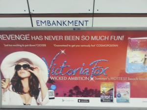 Victoria Fox - Embankment