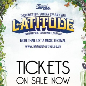 Latitude tickets on sale